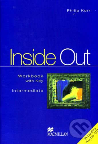 MacMillan Inside Out - Workbook with Key - Intermediate - Philip Kerr cena od 91 Kč