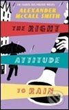 Abacus The Right Attitude to Rain - Alexander McCall Smith cena od 299 Kč