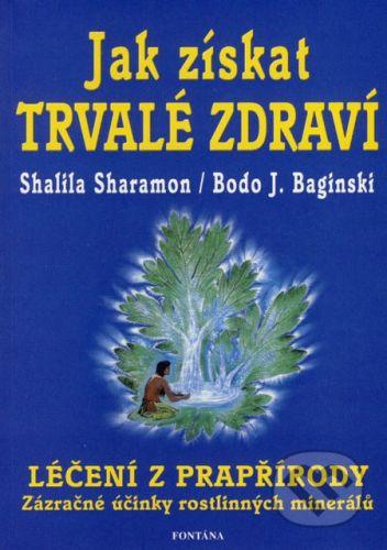 Fontána Jak získat trvalé zdraví - Shalila Sharamon, Bodo J. Baginski cena od 155 Kč