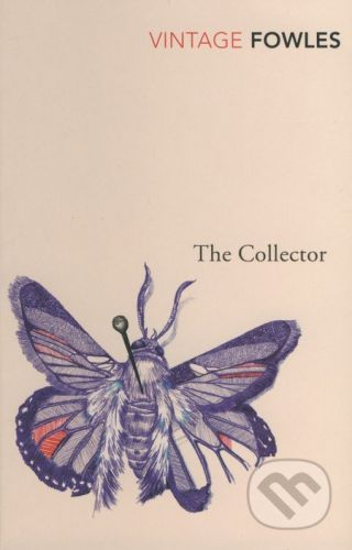 XXL obrazek Vintage The Collector - John Fowles