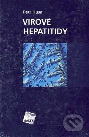 Galén Virové hepatitidy - Petr Husa cena od 347 Kč