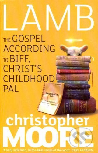 Orbit Lamb - Christopher Moore cena od 289 Kč