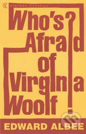 Vintage Who's Afraid of Virginia Woolf? - Edward Albee cena od 282 Kč