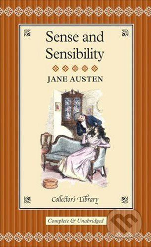 Jane Austen: Sense and Sensibility cena od 250 Kč