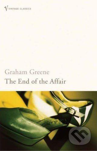 Random House The End of the Affair - Graham Greene cena od 229 Kč