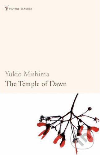 Vintage The Temple of Dawn - Yukio Mishima cena od 282 Kč
