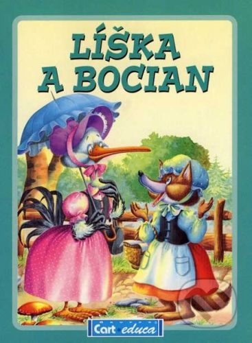 Gruppo Carteduca Líška a bocian - cena od 21 Kč