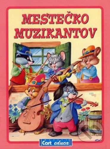 Gruppo Carteduca Mestečko muzikantov - cena od 0 Kč