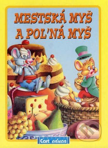 Gruppo Carteduca Mestská myš a poľná myš - cena od 21 Kč