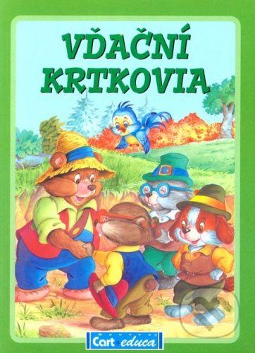Gruppo Carteduca Vďační krtkovia - cena od 21 Kč