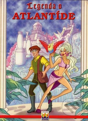 Editoriale Zeus Legenda o Atlantíde - cena od 0 Kč