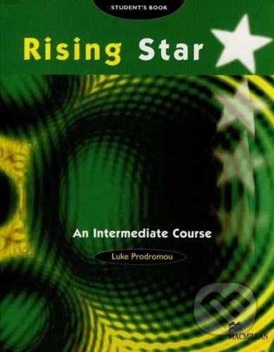 MacMillan Rising Star - An Intermediate Course - Student´s Book - Luke Prodromou cena od 452 Kč