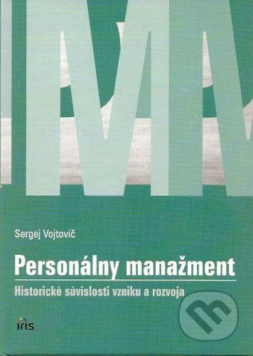 PhDr. Milan Štefanko - IRIS Personálny manažment - Sergej Vojtovič cena od 181 Kč