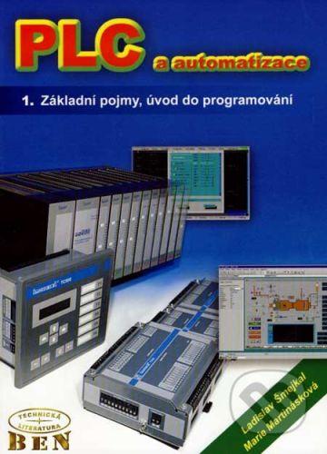 BEN - technická literatura PLC a automatizace 1 - cena od 208 Kč