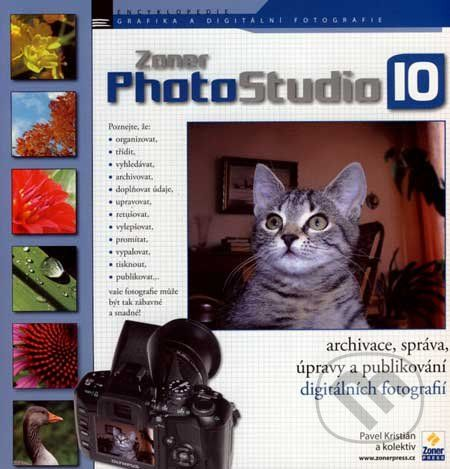 Pavel Kristián: Zoner Photo Studio 10 cena od 85 Kč