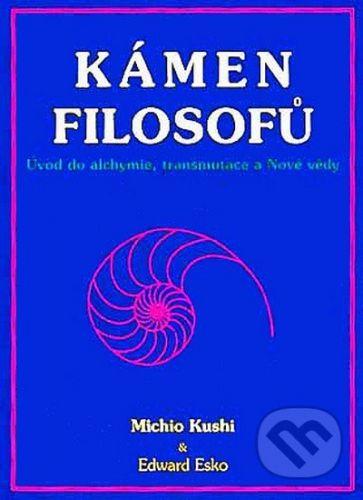 CAD PRESS Kámen filosofů - Michio Kushi cena od 130 Kč