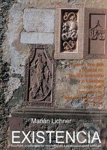 CAD PRESS Existencia - Marián Lichner cena od 322 Kč