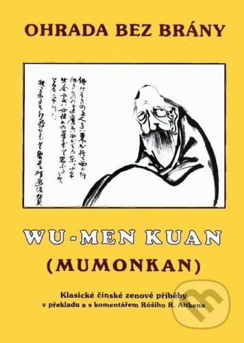 CAD PRESS Ohrada bez brány - Wu-men Chuej-kchaj cena od 314 Kč