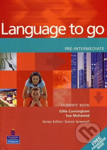 Pearson Language to go - Pre-Intermediate - Gillie Cunningham, Sue Mohamed cena od 626 Kč