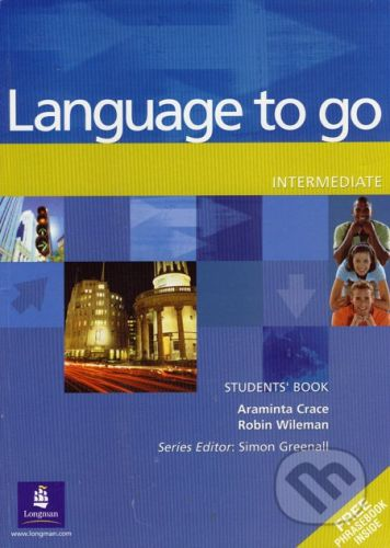 Pearson Language to go - Intermediate - Araminta Crace, Robin Wileman cena od 604 Kč