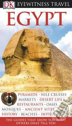 Dorling Kindersley Egypt - cena od 508 Kč
