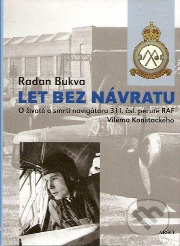 Radan Bukva: Let bez návratu cena od 240 Kč