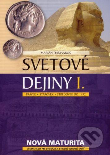 Eurolitera Svetové dejiny I - Marián Damankoš cena od 189 Kč