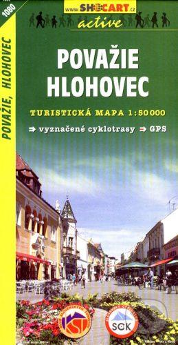 SHOCart Považie, Hlohovec 1:50 000 - cena od 86 Kč