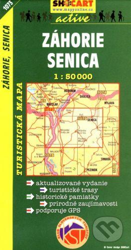SHOCart Záhorie, Senica 1:50 000 - cena od 86 Kč