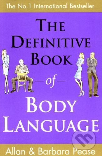 XXL obrazek Orion The Definitive Book of Body Language - Allan Pease, Barbara Pease