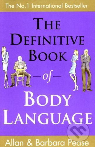 Orion The Definitive Book of Body Language - Allan Pease, Barbara Pease cena od 228 Kč