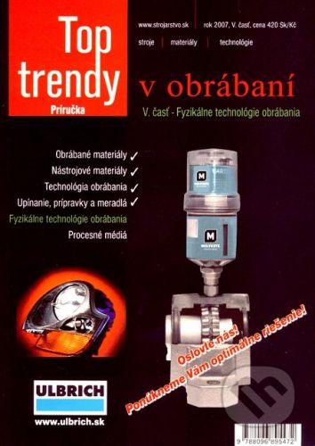 MEDIA/ST Top trendy v obrábaní V - cena od 256 Kč