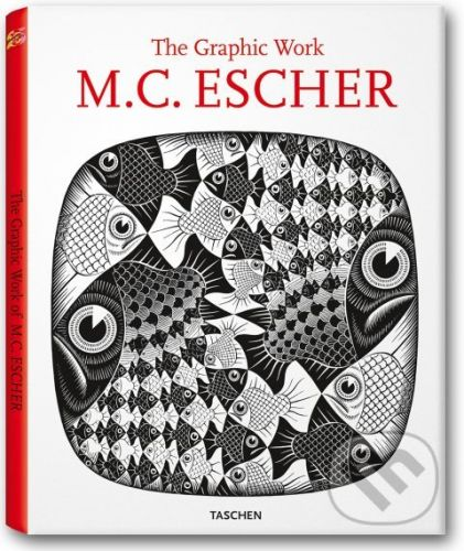 Taschen M. C. Escher - The Graphic Work - cena od 0 Kč