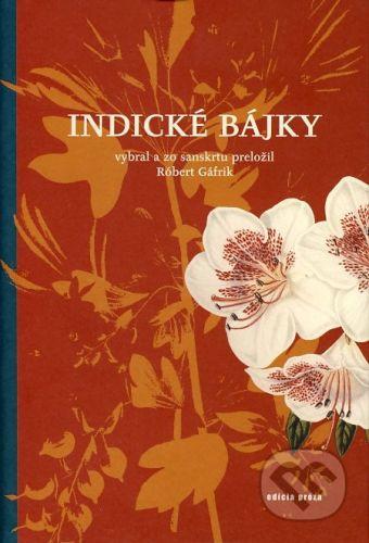 Drewo a srd Indické bájky - Róbert Gáfrik cena od 150 Kč