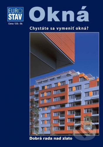 Eurostav Okná - Adela Motyková cena od 82 Kč