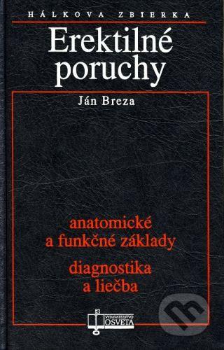 Osveta Erektilné poruchy - Ján Breza cena od 57 Kč