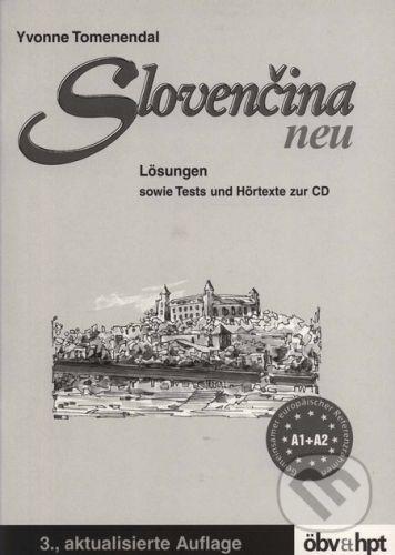 öbv & hpt Slovenčina - Lösungen - Yvonne Tomenendal cena od 269 Kč