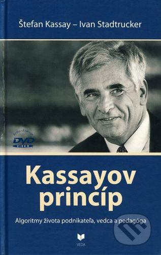 VEDA Kassayov princíp - Štefan Kassay cena od 352 Kč