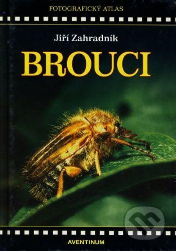 Aventinum Brouci - Jiří Zahradník cena od 334 Kč