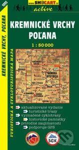 SHOCart Kremnické vrchy, Poľana 1:50 000 - cena od 69 Kč