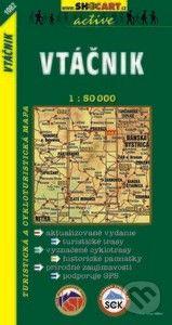 SHOCart Vtáčnik 1:50 000 - cena od 86 Kč