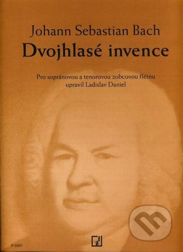 SCHOTT MUSIC PANTON s.r.o. Dvojhlasé invence - Johann Sebastian Bach cena od 159 Kč