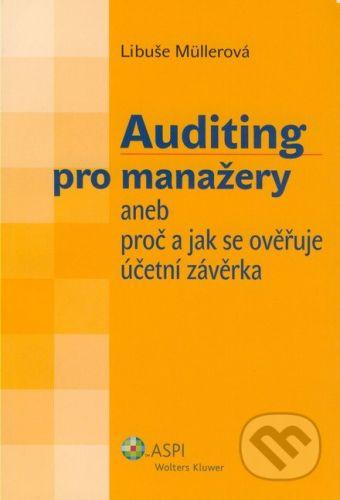 ASPI Auditing pro manažery - Libuše Müllerová cena od 328 Kč