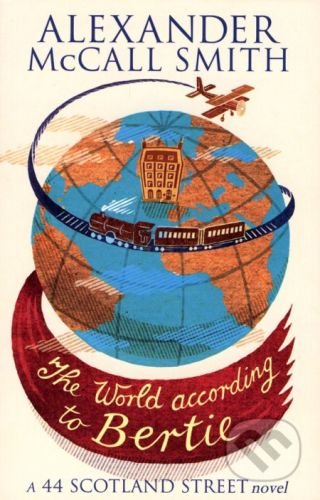Abacus The World according to Bertie - Alexander McCall Smith cena od 228 Kč