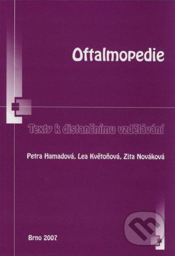 Paido Oftalmopedie - Petra Hamadová, Lea Květoňová, Zita Nováková cena od 120 Kč