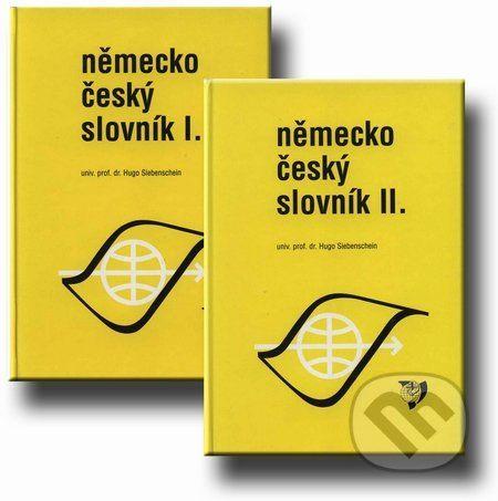 ICK-Ráček,Velehrad sro Německo - český slovník I. + II. - Hugo Siebenschein cena od 889 Kč