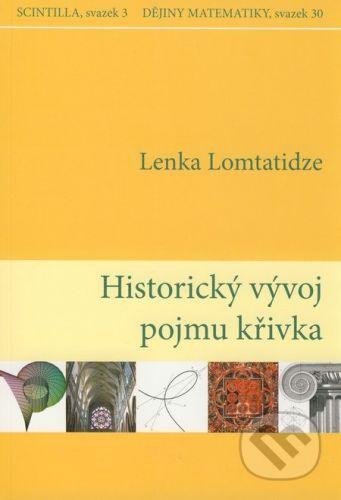 Akademické nakladatelství CERM Historický vývoj pojmu křivka - Lenka Lomtatidze cena od 223 Kč