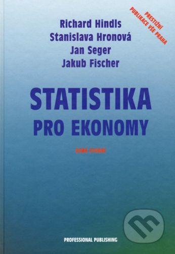 Fischer Jakub: Statistika pro ekonomy, 8. vydání cena od 356 Kč