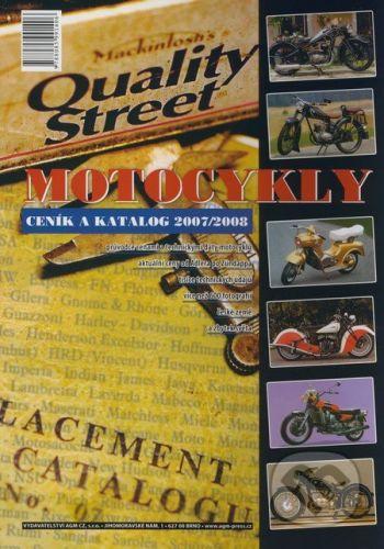 AGM CZ Motocykly, Automobily - Miroslav Gomola cena od 374 Kč