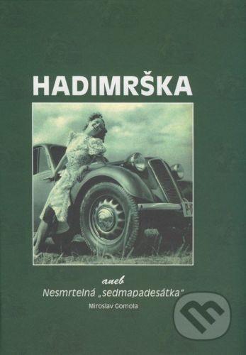 AGM CZ Hadimrška - Miroslav Gomola cena od 603 Kč